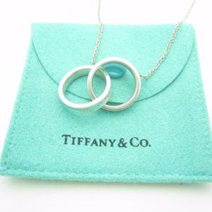 TIFFANY 1837® Interlocking Circles Pendant